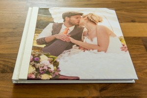 Exklusives Hochzeitsalbum Silverbook