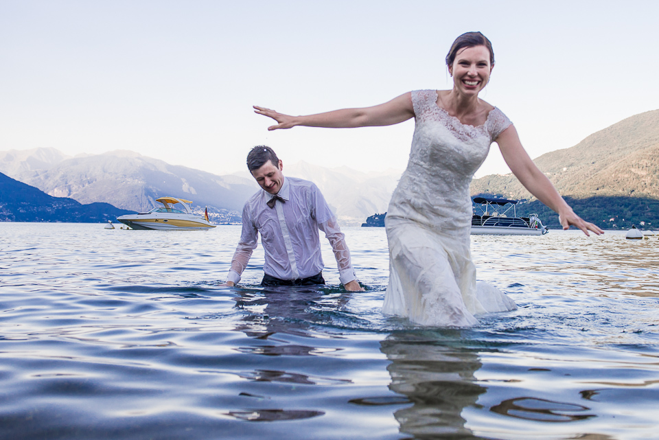 Afterwedding Lago Maggiore Cannobio