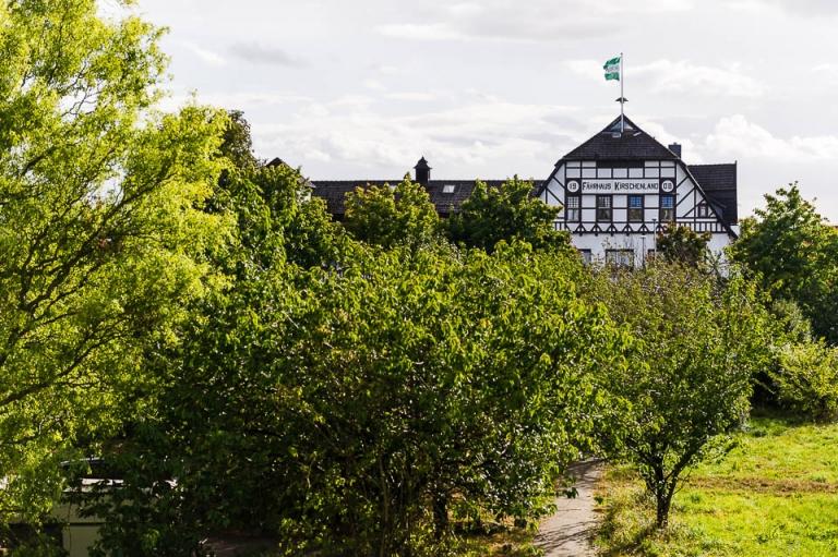 Fährhaus Kirschenland in Jork