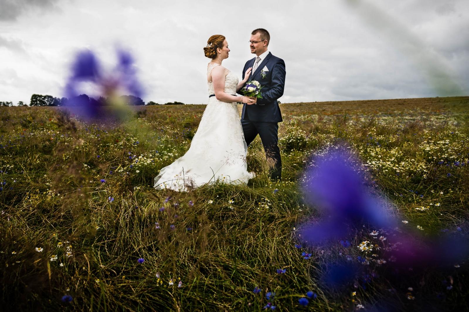 Hochzeitsportrait - Kiel Holtenau