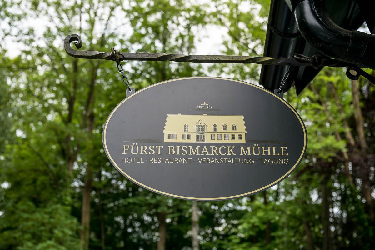 Fürst Bismarck Mühle Hochzeitslocation