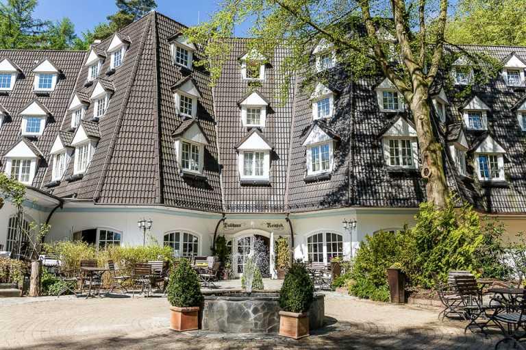 Waldhaus Reinbek Hochzeitslocation
