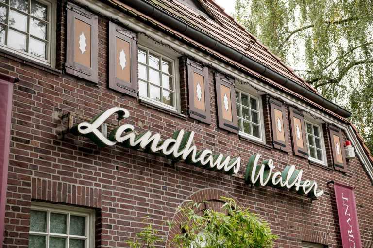Landhaus Walter Hochzeitslocation Im Hamburger Stadtpark