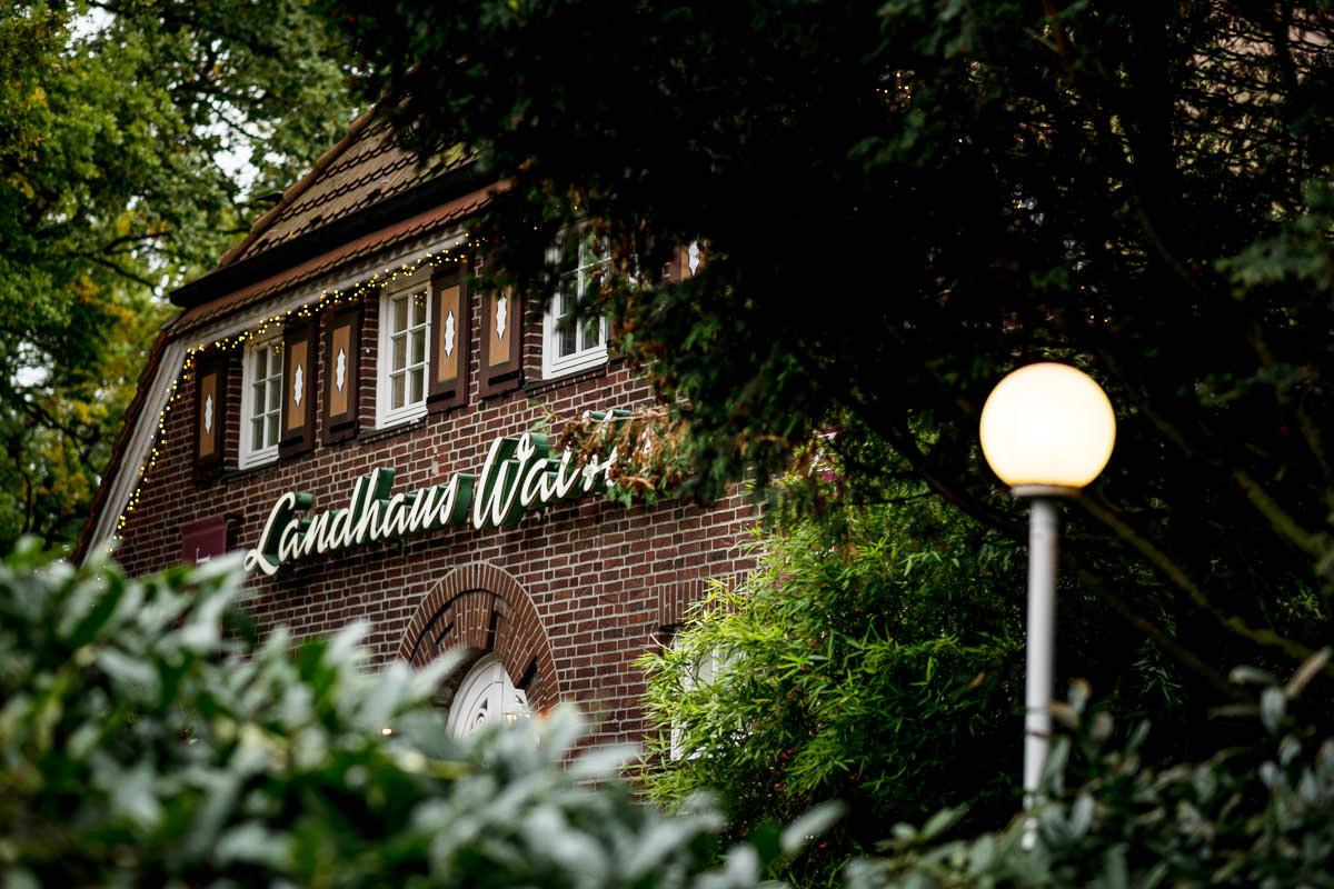 Landhaus Walter im Hamburger Stadtpark
